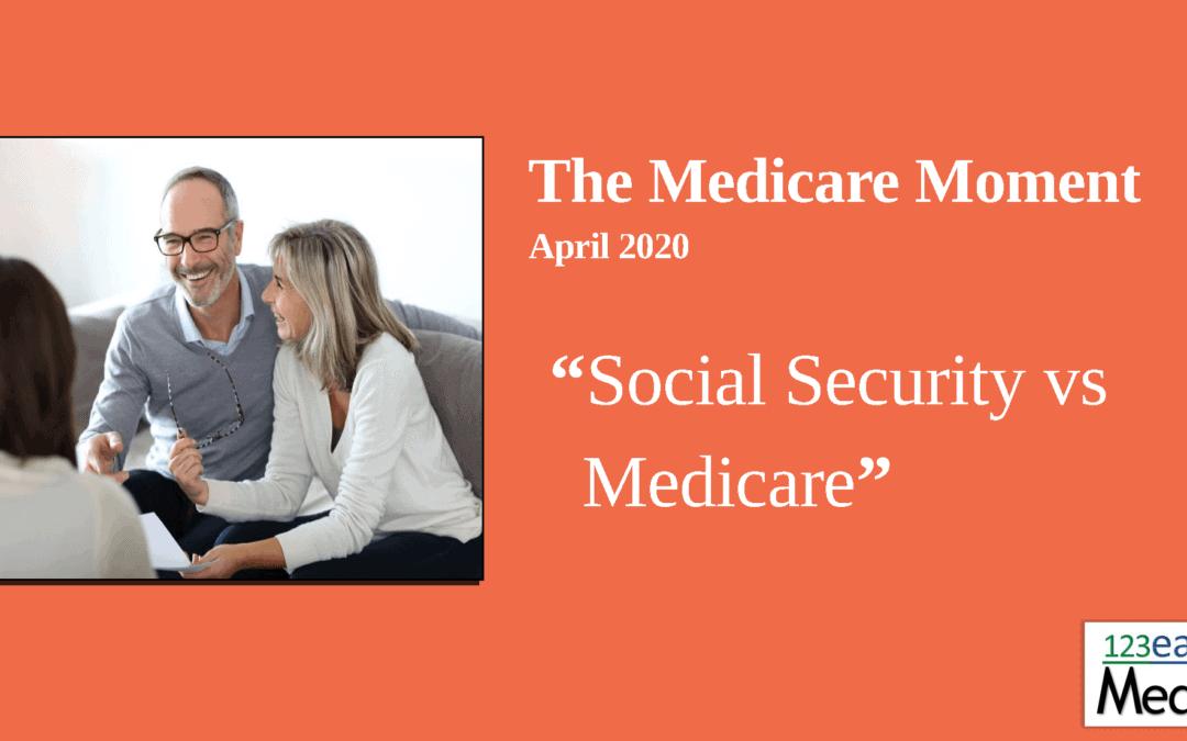 Social Security vs Medicare – 2020