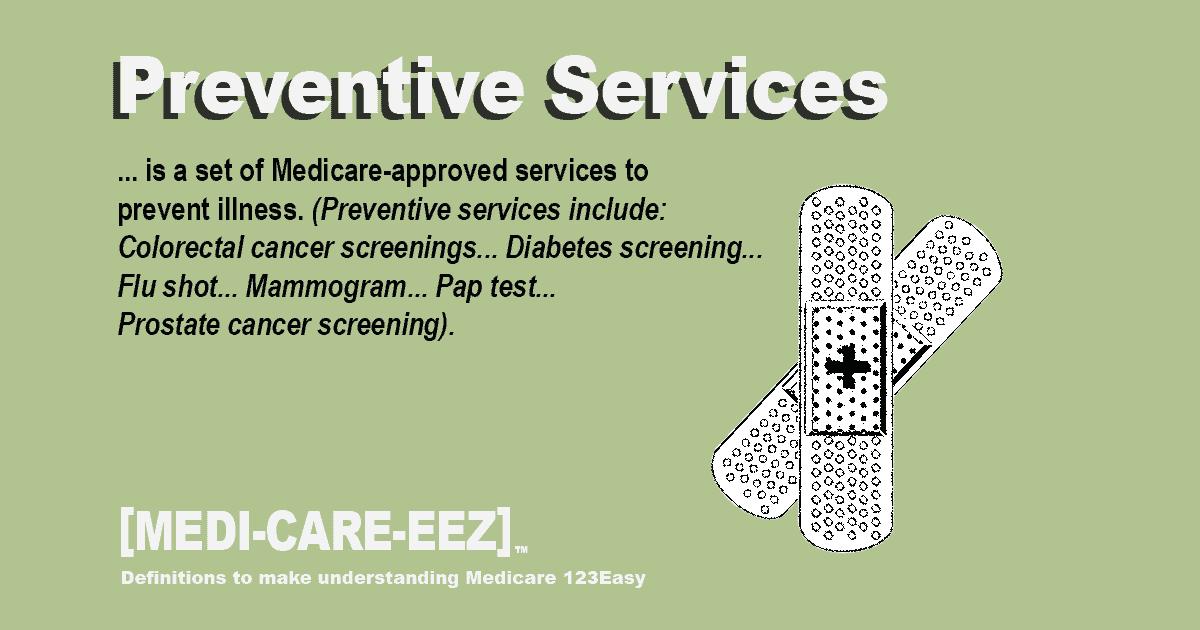 Preventative Services Medicareez Thumbnail