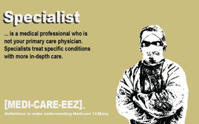 Specialist | Medi-care-eez