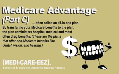 Medicare Advantage (Part C) | Medi-care-eez