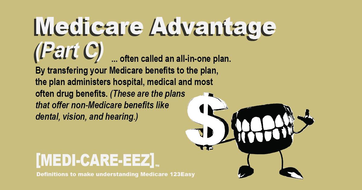 Medicare Advantage Part C - Medicareez Thumbnail