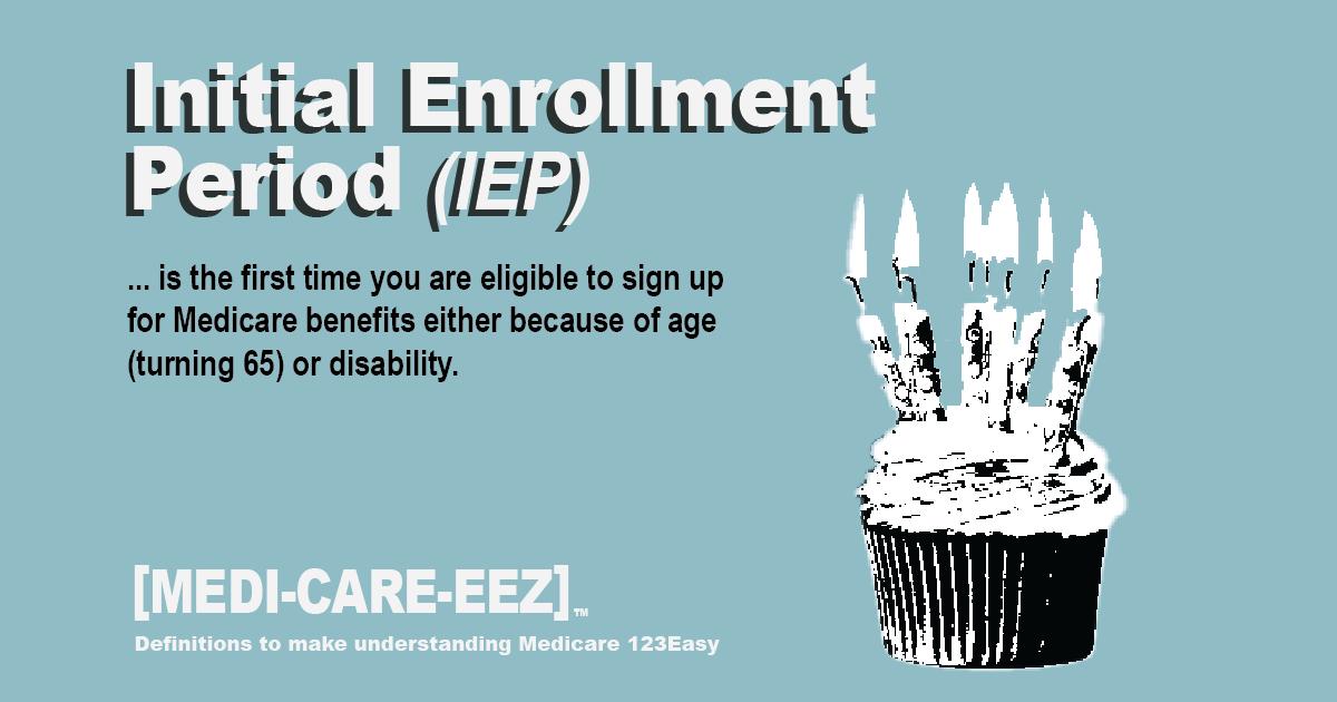 Initial Election Period (IEP) - Medicareeez thumbnail