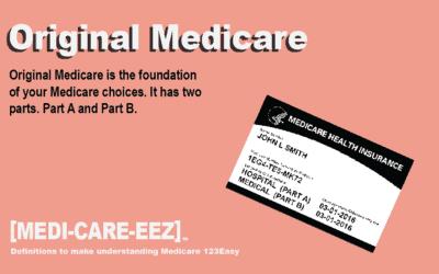 Original Medicare | Medi-care-eez