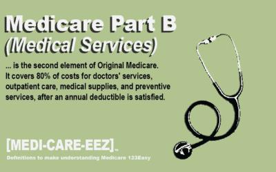 Medicare Part B | Medi-care-eez