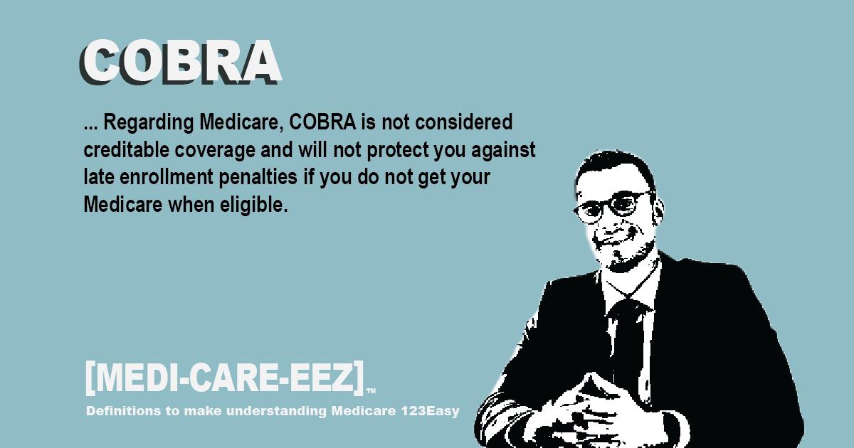 COBRA Medicareeez thumbnail