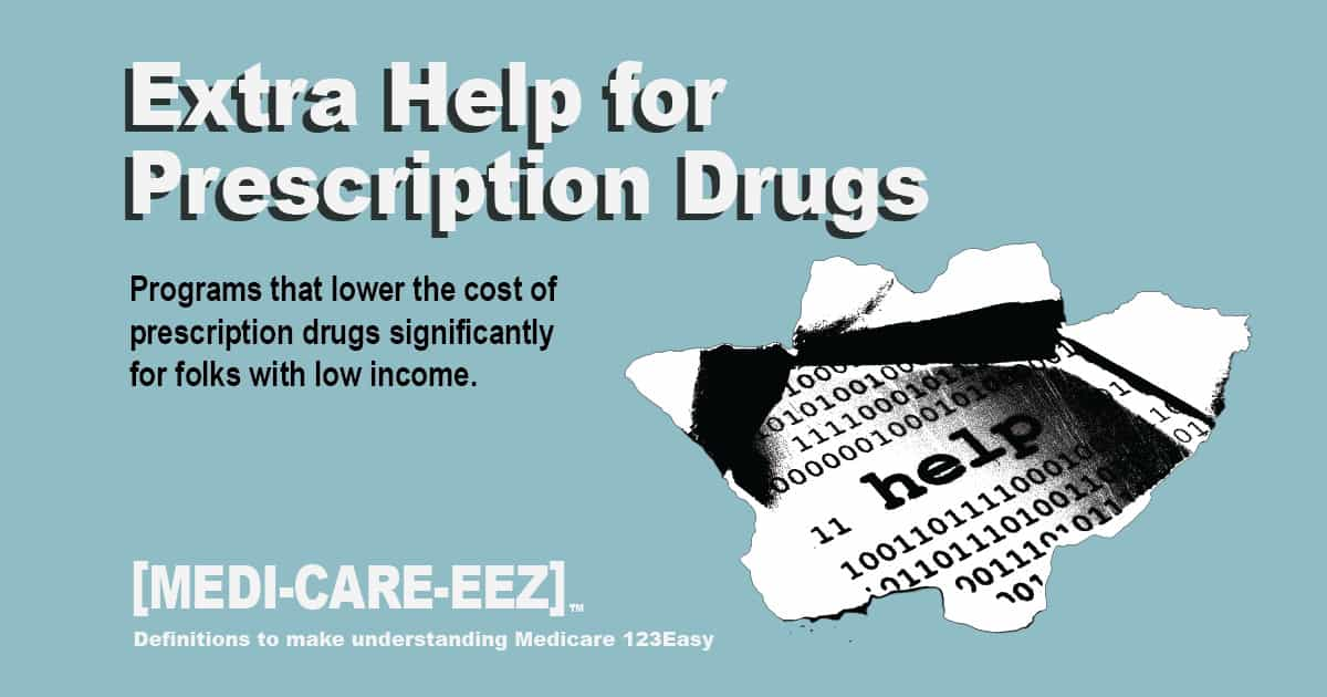Extra Help for Prescription Drugs Medicareeez thumbnail