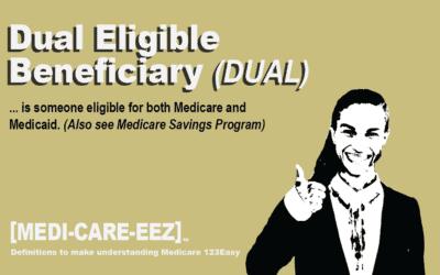 Dual Eligible Beneficiary | Medi-care-eez