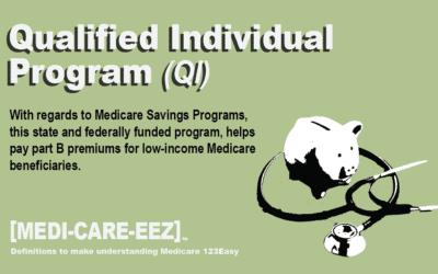 Qualified Individual Program | Medi-care-eez