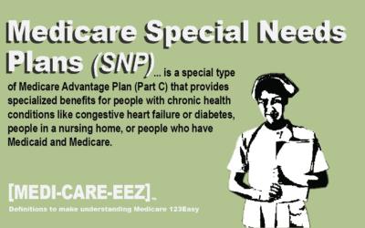 Medicare Special Needs Plan | Medi-care-eez