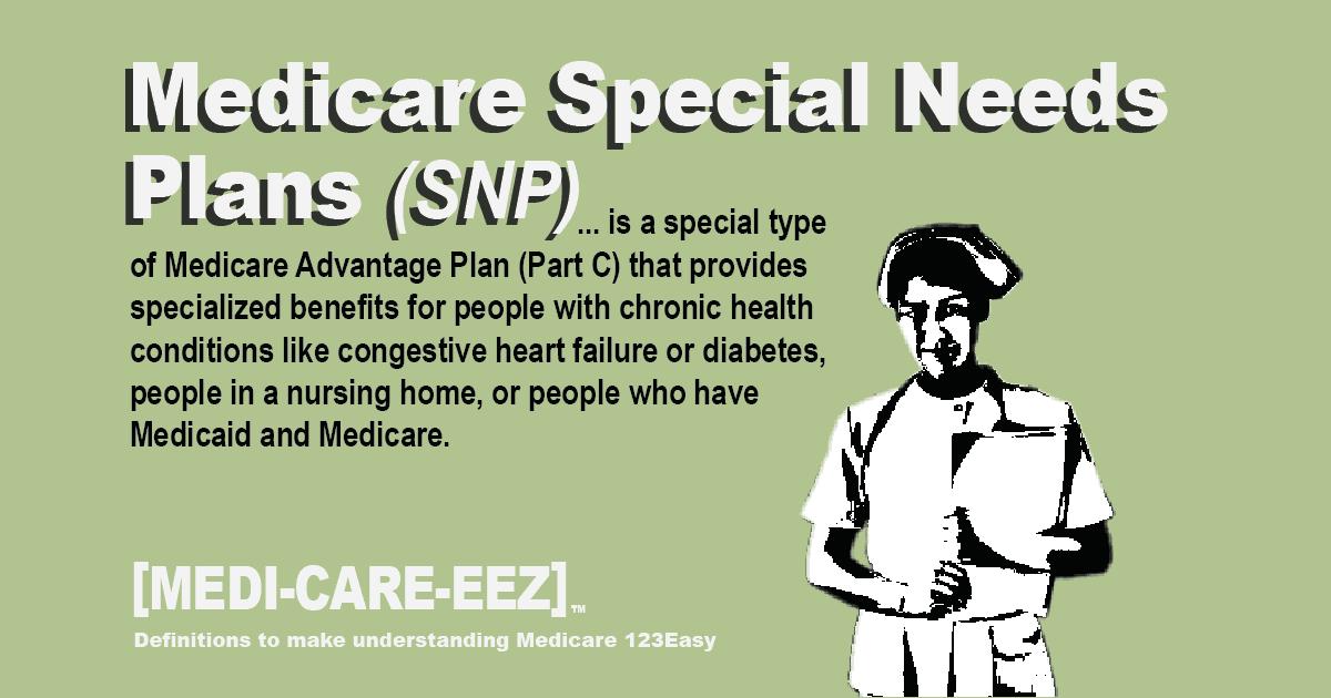 Medicare Special Needs Plan Medicareeez thumbnail