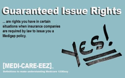 Guaranteed Issue Rights | Medi-care-eez
