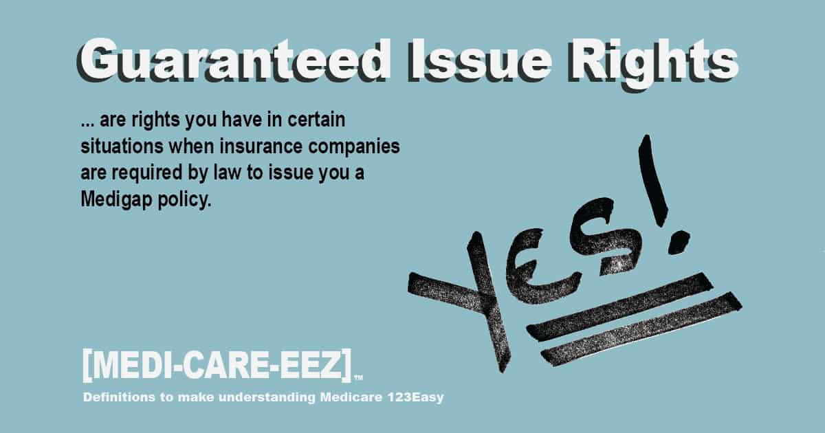 Guaranteed Issue Rights Medicareeez thumbnail