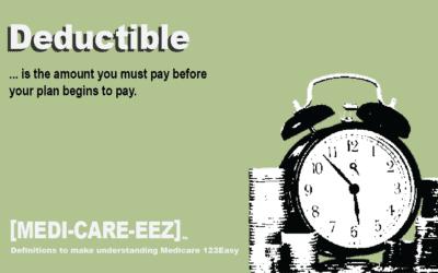 Deductible | Medi-care-eez