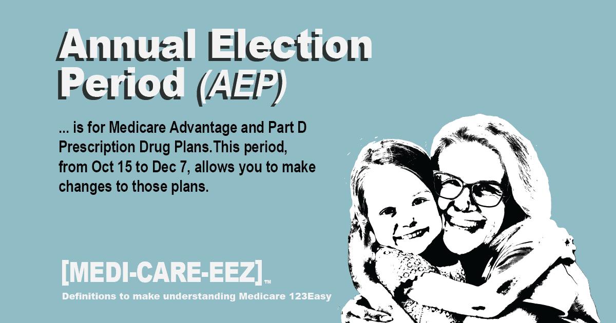 Annual Election Period Medicareeez thumbnail