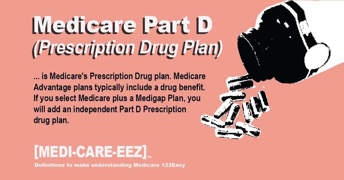Medicare Part D Medicareeez thumbnail