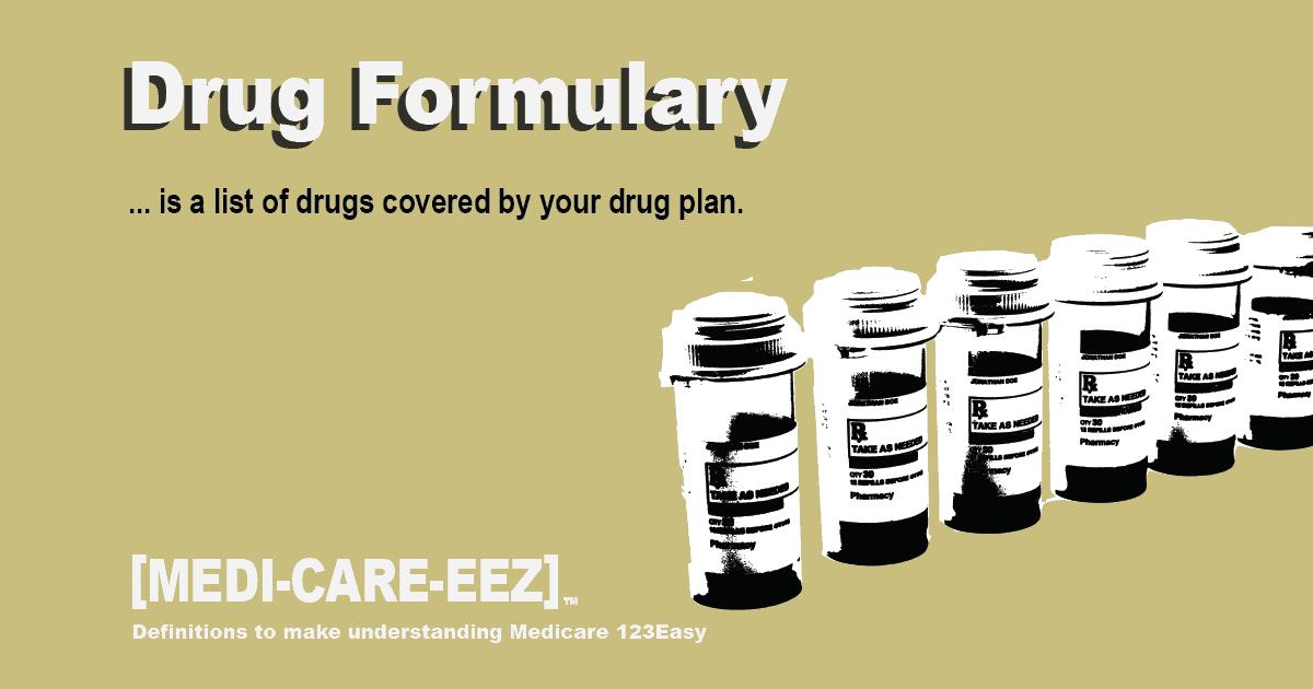 Drug Formulary Medicareeez thumbnail