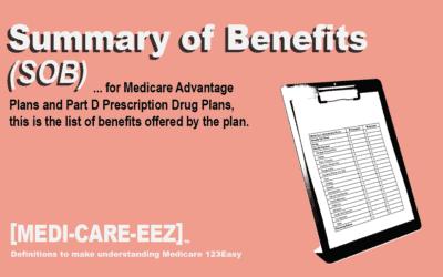 Summary of Benefits | Medi-care-eez