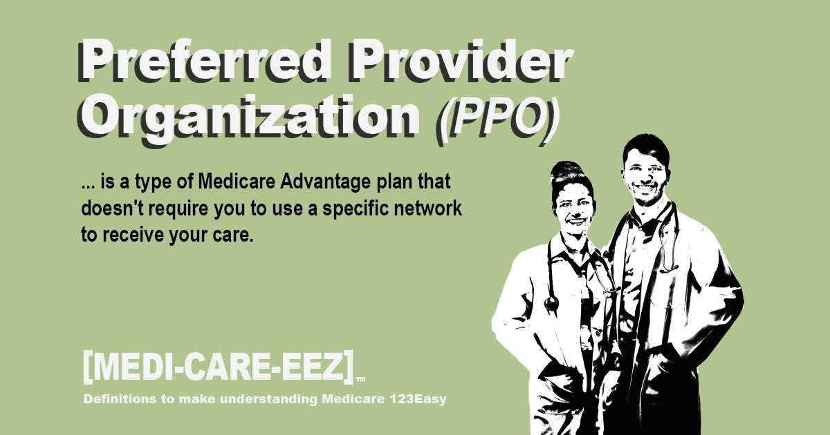 Preferred Provider Organization Medicareeez thumbnail