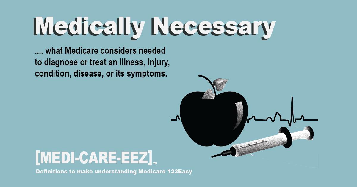 Medically Necessary Medicareeez thumbnail
