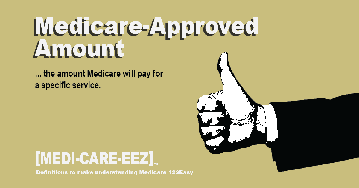 Medicare-Approved Amount Medicareeez thumbnail